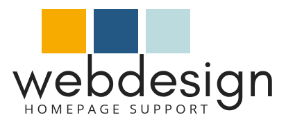 Webdesign Homepage Support - Logo