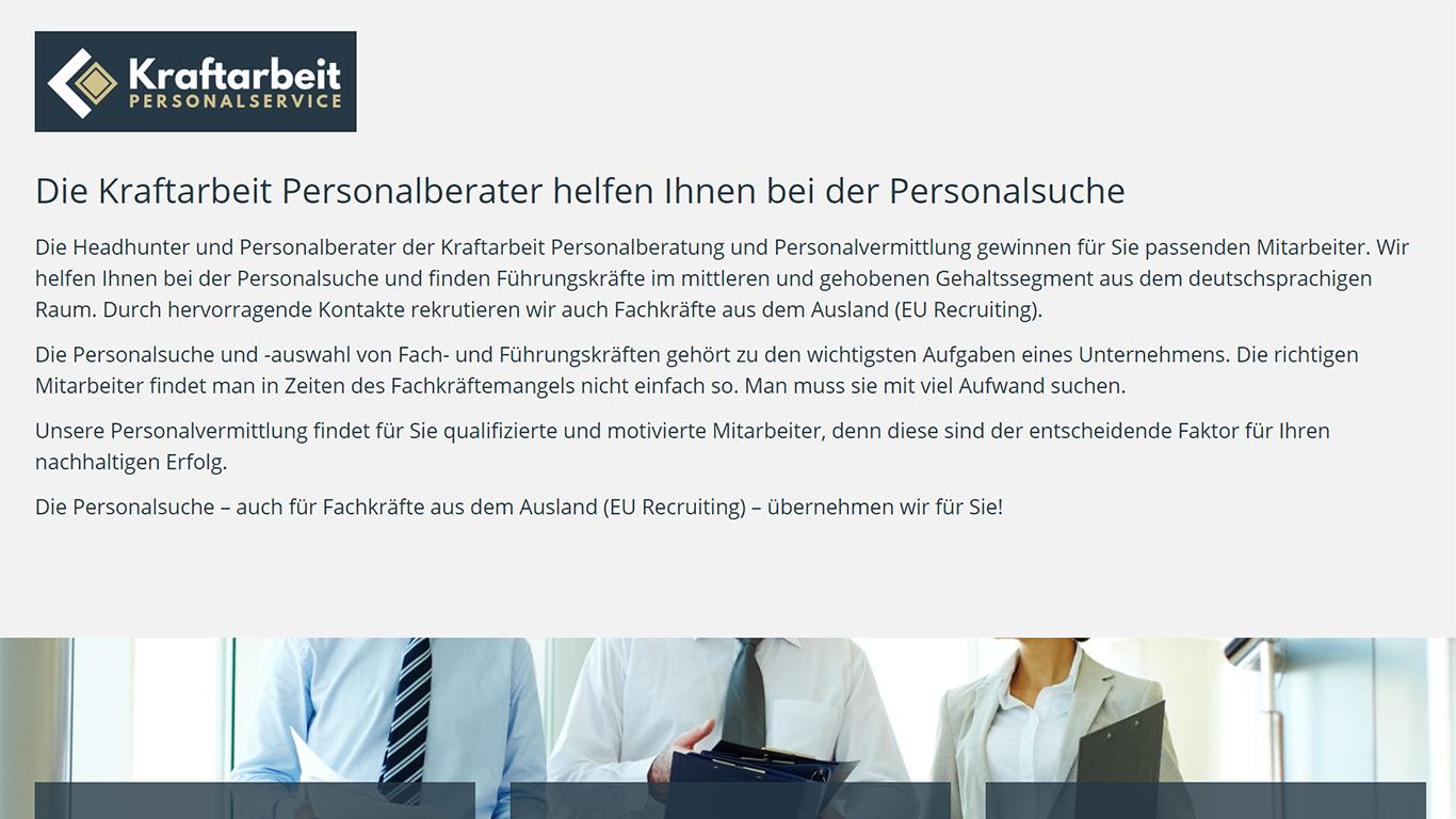 Portfolio - Kraftarbeit.de (1366x768)