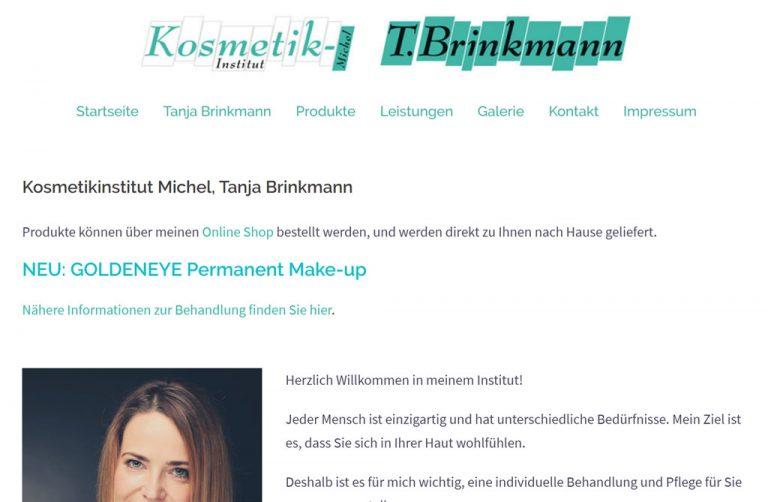 Portfolio - Kosmetikinstitut-Michel.de
